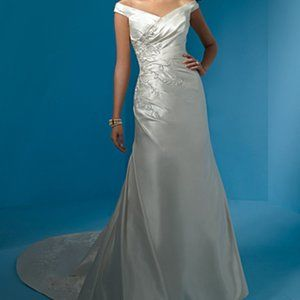 NWT! CLEARANCE! Alfred Angelo # 2032 size # 12